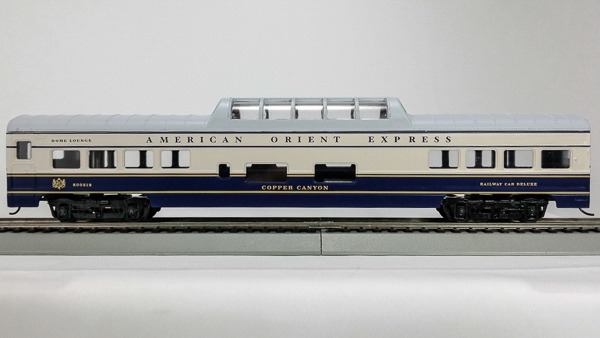 """HO"" American Orient Express Passenger Special Collector Set 0001094801"