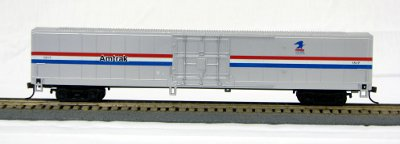 HO Modern Mail Handling Box Cars - On Sale!