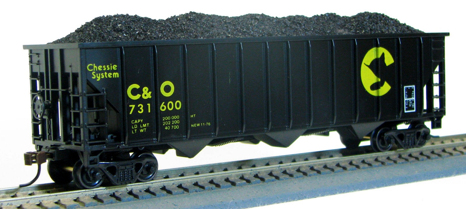 HO 12panel Hopper CHESSIE System (1-019302)