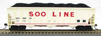 HO 12panel Hopper SOO LINE (1019318)
