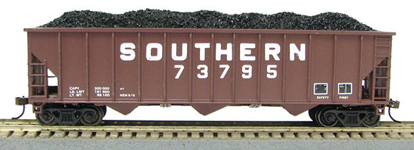 HO 12panel Hopper Southern RR (1019303)