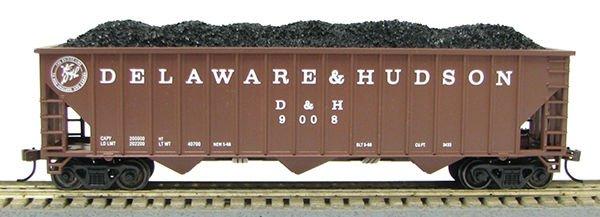 HO 15panel Hopper Delaware & Hudson (1019361)