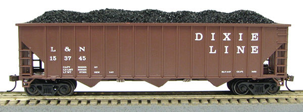 """HO 15panel Hopper Louisville & Nashville """"DIXIE"""" (1019359)"""