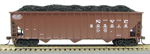 HO 15panel Hopper New York Central (1019365)