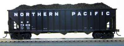 HO 15panel Hopper Northern Pacific (1-019362)