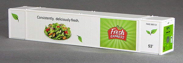 HO 53 Ft Thermo King Reefer Containers, Fresh Express (01) 4-088165