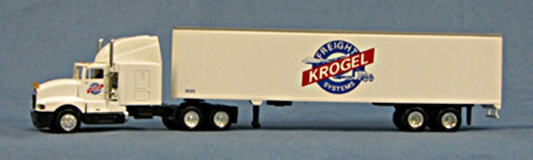 HO Krogel Freight Systems 18 Wheeler (4-9506)