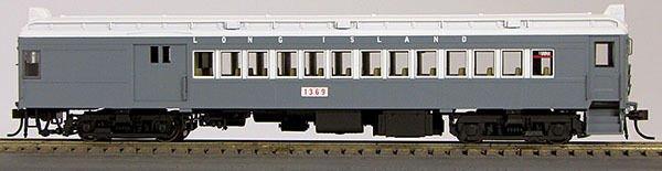 HO Long Island, Grey Powered Combine MUmP54 (1-094551)