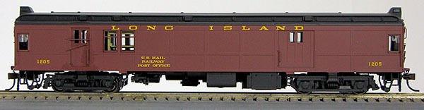 HO Long Island, Tuscan, Pwd Baggage-Mail MUmP54 (1-094528)