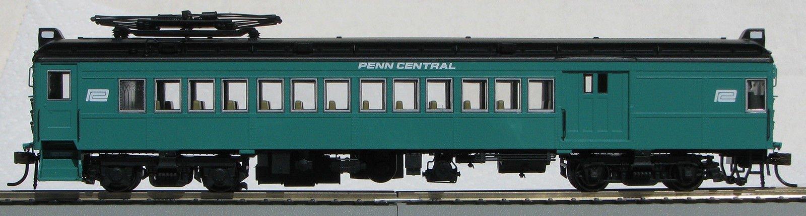 """HO Penn-Central Non-Pwd Combine """"B"""" Paint Scheme #4553 MUmP54 (1-094686) (01)"""