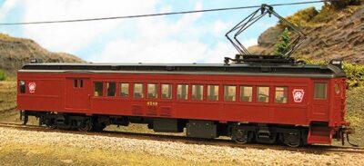 HO Pennsy Keystone, Powered Combinel MUmP54 (1-94547)