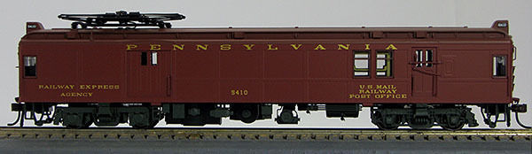 HO Pennsy Pre-War Non-Powered Baggage Mail MUmP54 #5410 (1-94575)