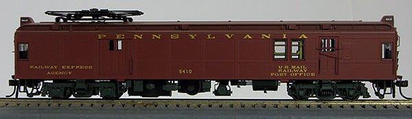 HO Pennsy Pre-War Non-Powered Baggage Mail MUmP54 #5410 (1-94575)