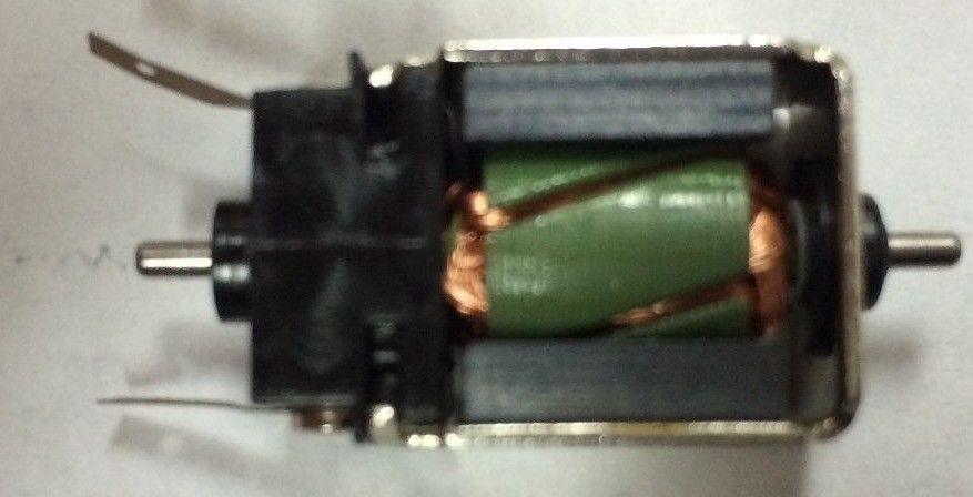 N SCALE CON-COR/KATO MOTOR FOR PA-1, E8, U50, DL109 1978-1991