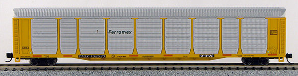 N Scale Tri-Level Auto Carrier, Ferromex (with MT couplers) 01-014750