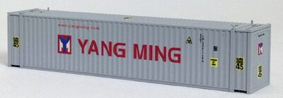 N 45 FT Corr Container YANG MING Silver (02)