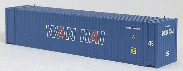N 45 FT Corr Container WANHAI BLUE (02)