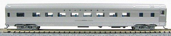 N Budd Southern Railway  (Silver car)
