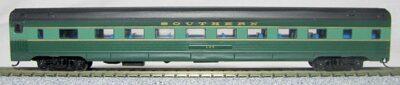 N Budd Southern Rwy (2 Tone Green car)