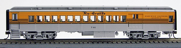 HO RIO GRANDE  Combine (Orange/ Silver)