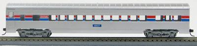 HO 72 Ft Passenger Car Coach #4801 Amtrak Phase 2 (1-000906)
