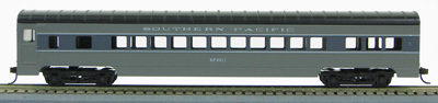 HO 72 Ft Passenger Car Coach #2111 Southern Pacific Lark (Two Tone gray) (1-000914)