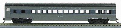 HO 72 Ft Passenger Car Coach #2111 Southern Pacific Lark (Two Tone gray) (1-000914)