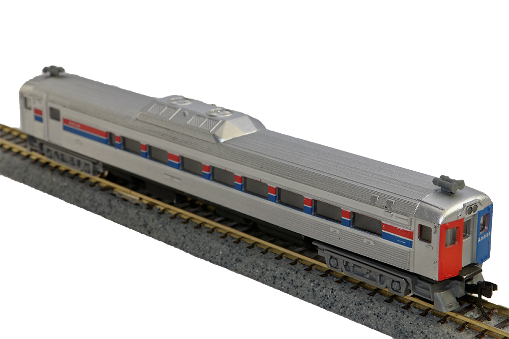 N  BUDD RDC-1 DUMMY Amtrak