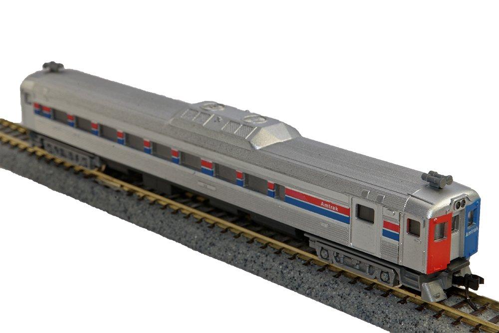 N  BUDD RDC-2 DUMMY Amtrak
