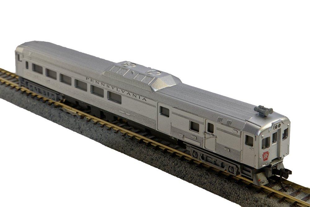 N  BUDD RDC-3 PWRD Pennsylvania