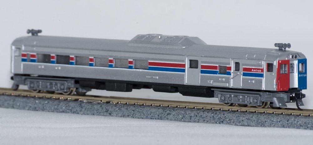 N  BUDD RDC-3 PWRD Amtrak