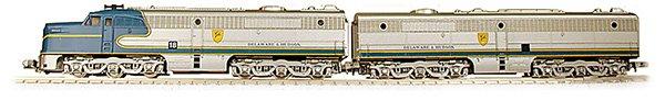 N PA-1 Delaware & Hudson