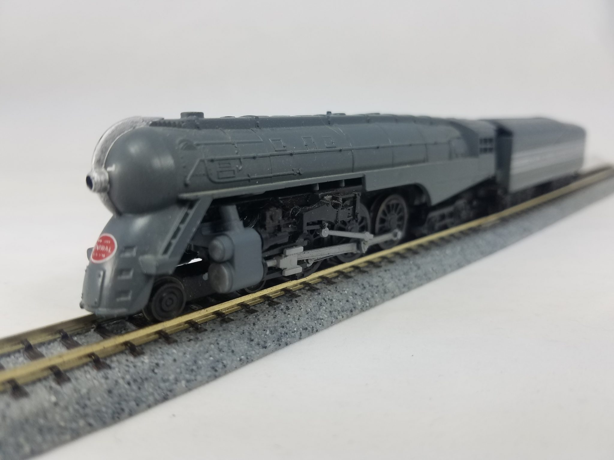 N Scale J3a Hudson New York Central