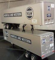HO Krogel Freight Systems 18 Wheeler 4-9506